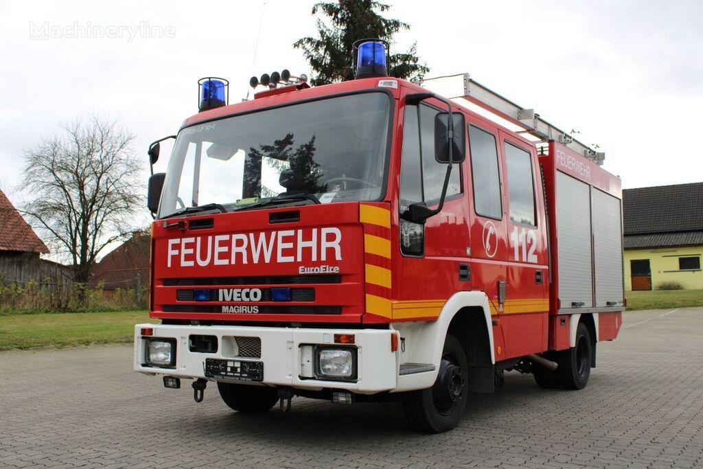 IVECO 75 E 14 Feuerwehrauto