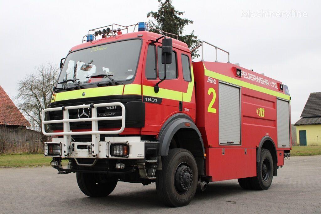 MERCEDES-BENZ 1831 AK Feuerwehrauto